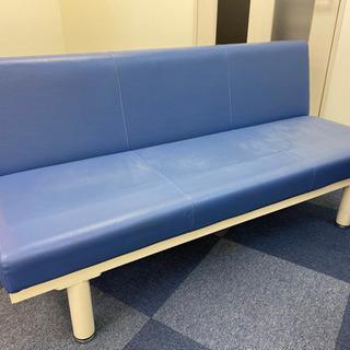 訳あり 長椅子 ロビーチェア 休憩室 待合室