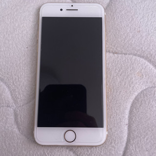 【ネット決済・配送可】iPhone 7、128G、UQモバイル本...