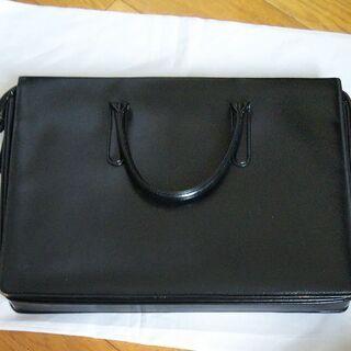 ビジネスバッグ 黒