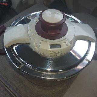 ティファールT-falDIFFUSAL圧力鍋4.5L