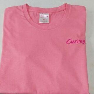 カーブスのTシャツ