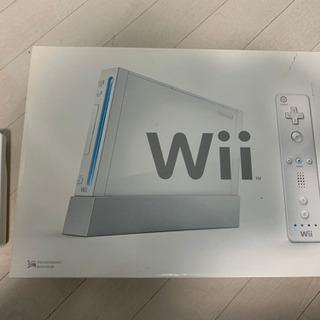 【ネット決済】Wii 本体 + コントローラー