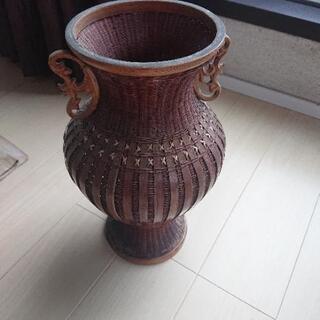 【ネット決済】壺?花瓶?