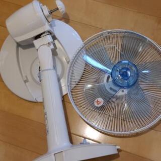 着脱式 扇風機 30cm