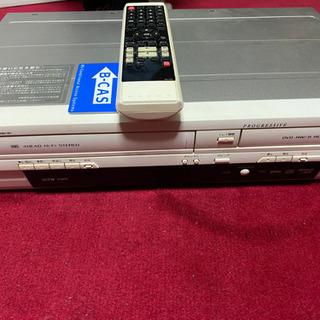 ジャンク品 VHS+DVD