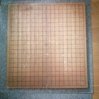 囲碁盤 折りたたみ式 御碁盤 木製