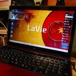 【ネット決済・配送可】NEC Lavie LS550/MSR C...