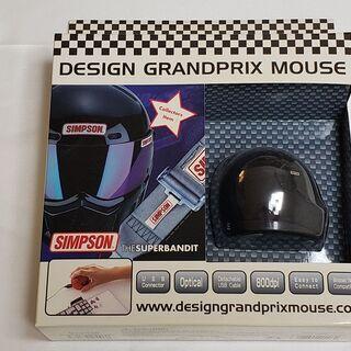 USBヘルメット型マウス 新品