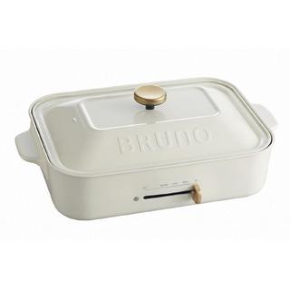 BRUNO プレート コンパクトホットプレート BOE021-W...