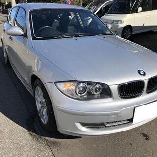 【成約、終了します】BMWファンに最高な1台です。BMW1シリー...