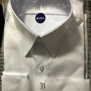 超・形態安定スクールシャツ 長袖 綿100% 160A、170A