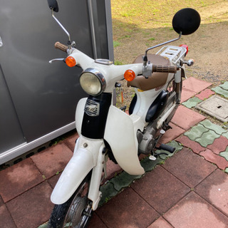 【ネット決済】リトルカブ  50cc 4速 セル付