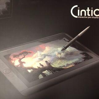 ワコム 液タブ 液晶ペンタブレット Cintiq 13HD