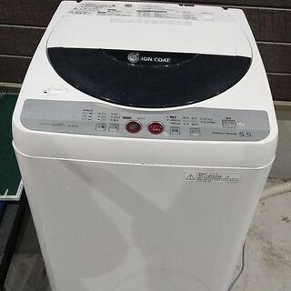 無料 洗濯機 シャープ