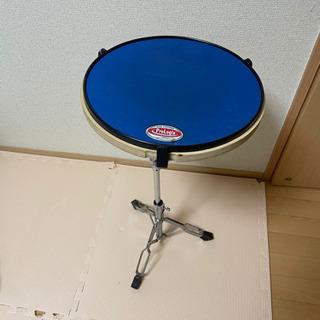 ドラム パット 練習 スタンド付き