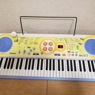 カシオ CASIO LK-38 光ナビゲーションキーボード「LU...