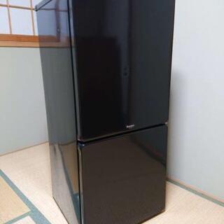 内部清掃除菌・外部清掃済み ユーイング MR-F110MB(K) MORITA  2011年製 京都 冷凍冷蔵庫の画像