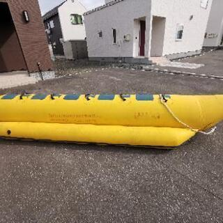 再値下げ バナナボート5人乗り