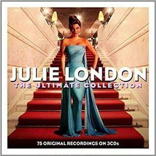 ジュリー・ロンドン CD3枚組(中古)