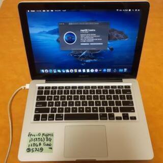 ③値下げMacBookProMid2012-13inch Cat...