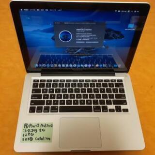 ④値下げMacBookProMid2012-13inch Cat...