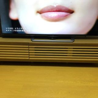 【ネット決済】【値下げ】木目調のテレビ台