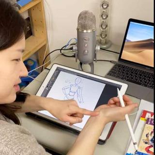 デジタルマンガ、イラストの描き方