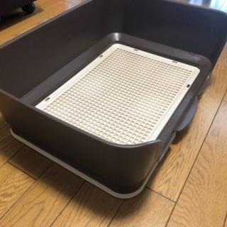 【ネット決済】犬用リッチェルしつけ用トイレ
