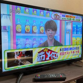 エスキュービズム 32型液晶テレビ