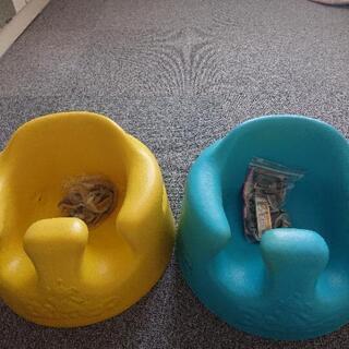 バンボ テーブル付き 2つセット  双子