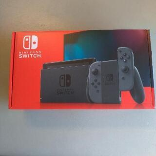 Nintendo Switch グレー スイッチ