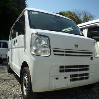 (ID3189)軽バン専門店在庫50台 39万円 日産 NV10...