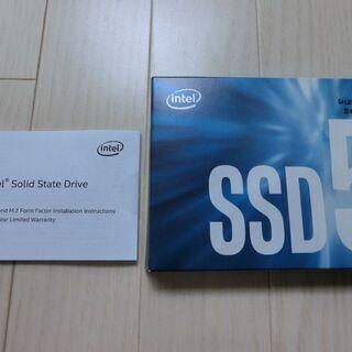 【完売しました】intel SSD256GB