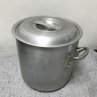 鍋(寸胴鍋21㎝ 仔犬印 キャンプ)