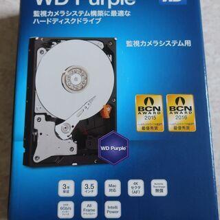高耐久・内蔵HDD・4TB