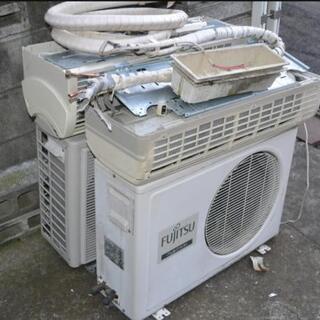 大好評です。不要なエアコン クーラー 取り外し済みは1000円買取!給湯器 取外しから引取 ほぼ無料 安心 丁寧。   - 明石市