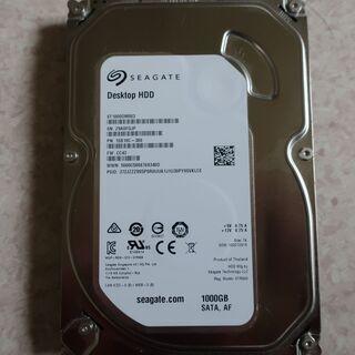 内蔵HDD・1TB・デスクトップ用