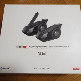 【ネット決済・配送可】【未使用品】SENA 30K デュアルパック