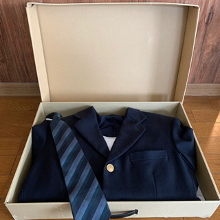 【値下げ】明誠学院高等学校 男子制服セット ネクタイ付き