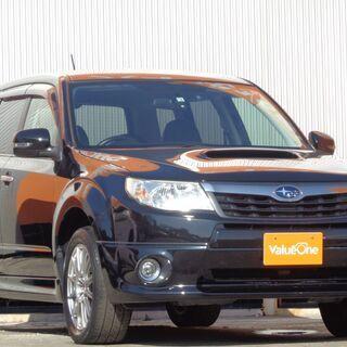スバル フォレスター ターボSエディション 4WD