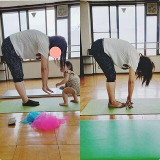 【中止】産後の姿勢改善ママヨガ
