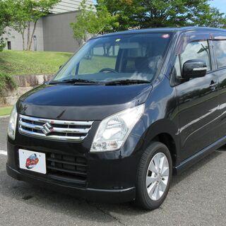 【ネット決済】【自社ローン】【車検2年付納車】ワゴンR FXリミ...