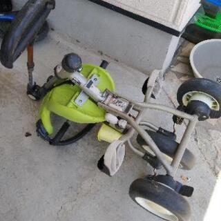 折り畳み 三輪車
