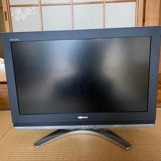 【お話中】TOSHIBA 液晶カラーテレビ 2007年製