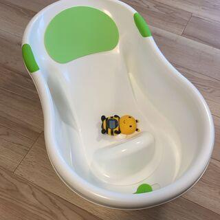 【ネット決済】赤ちゃん用お風呂 と 温度計 のセット