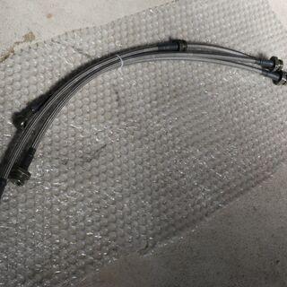 新品 ジムニー 50mm ロング ステンメッシュタイプ ブレーキ...