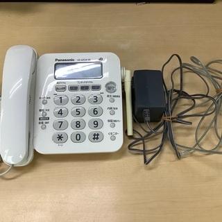 コードレス電話機【お値下げしました】