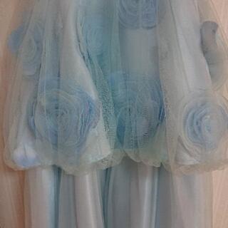【取引中】女の子  ロングドレス - 家具