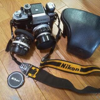 Nikon Ftn & Nikkor-s50mmf1.4&Nik...
