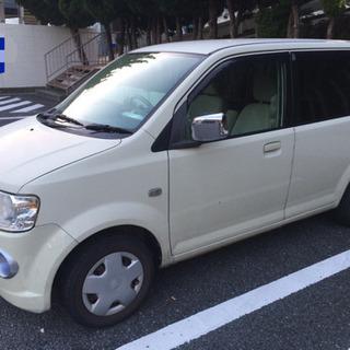 2008年式の三菱ek wagon売ります